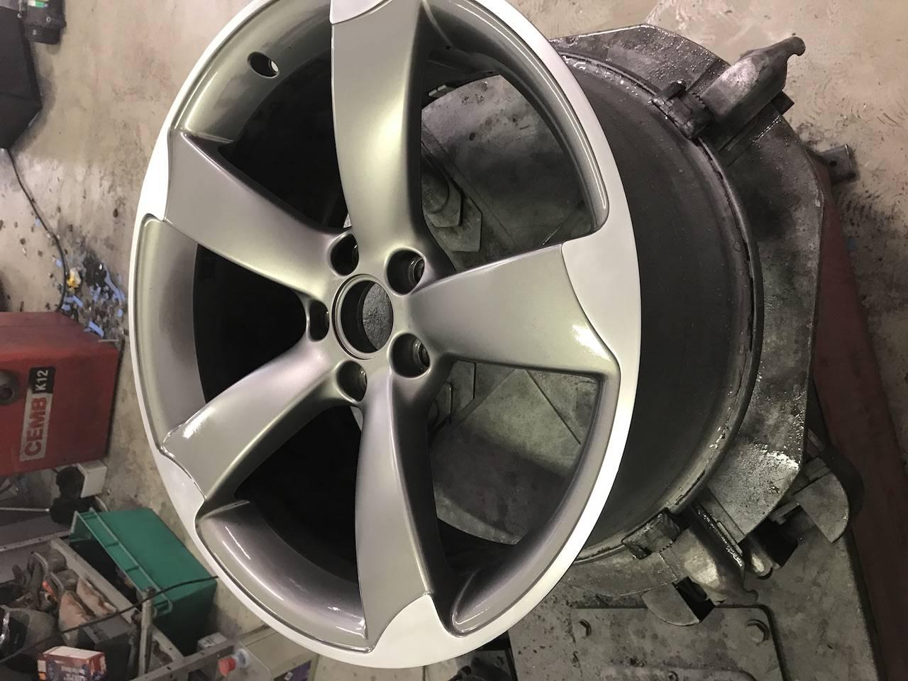 Renovace hlíníkových disků v Brně | Pneu Fric - pneuservis, autoservis
